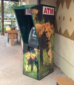 ATM Advertising Rochester NY